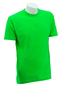 Apple Green Soft Cotton Tee (160gsm)