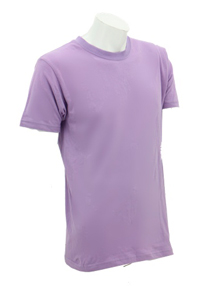 Lavender Soft Cotton Tee (160gsm)