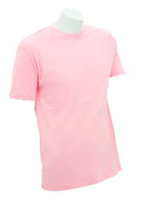 Pink Soft Cotton Tee (160gsm)