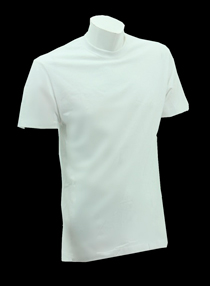 White Soft Cotton Tee (160gsm)